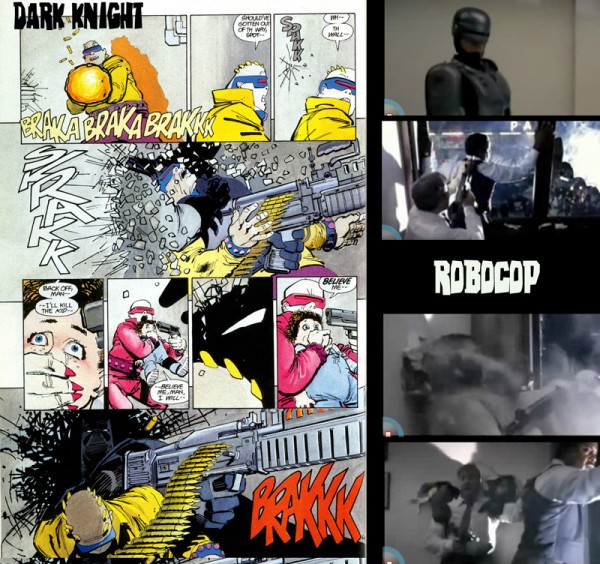 5-BATMAN> ROBOCOP