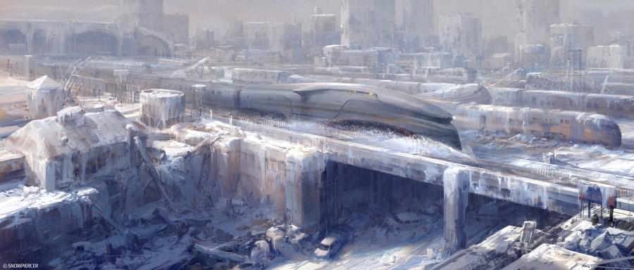 Transperceneige Snowpiercer A