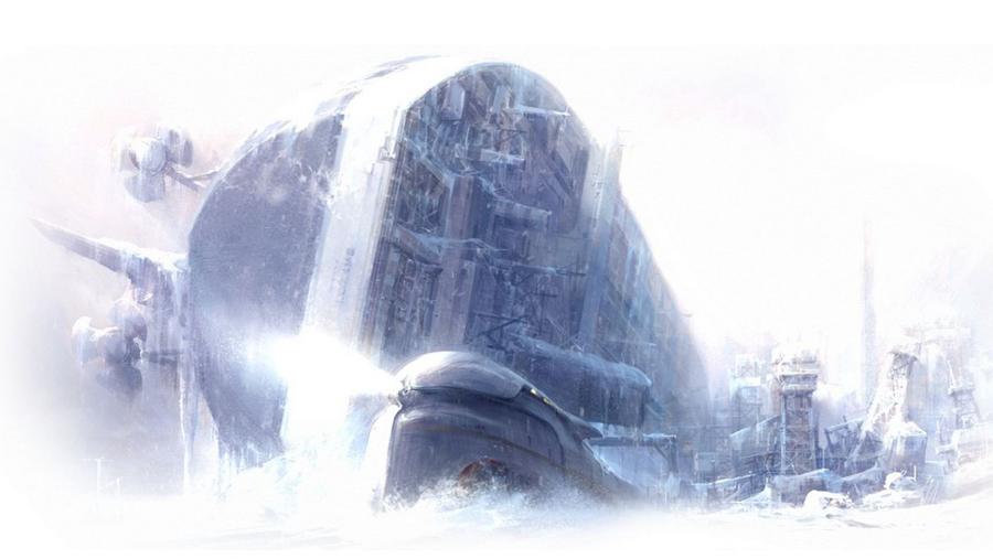 Transperceneige Snowpiercer H