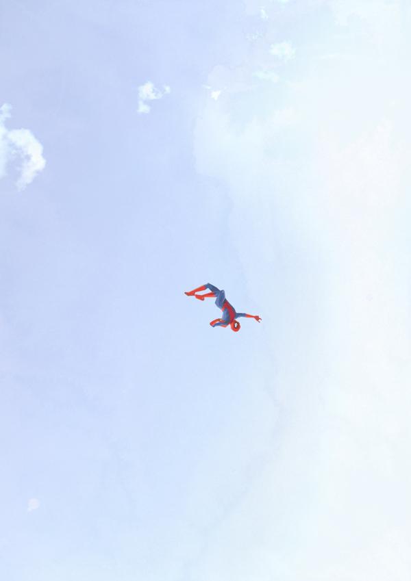 Cosmosnail-Spiderman