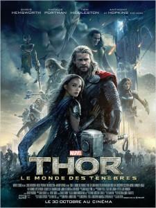 Thor monde tenebres