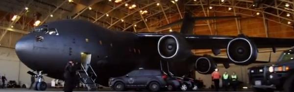 L'équipe de Coulson est basée dans un avion-QG
