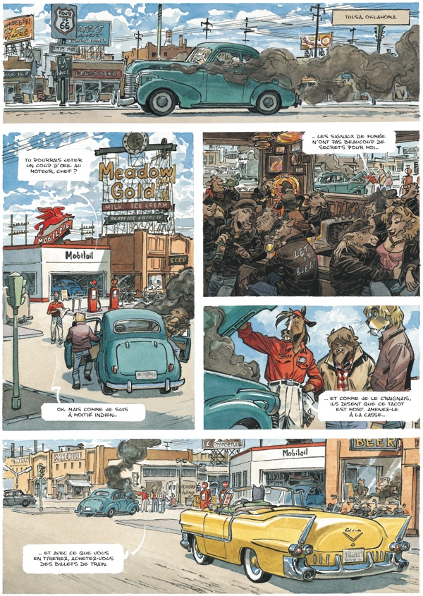Blacksad 5 A