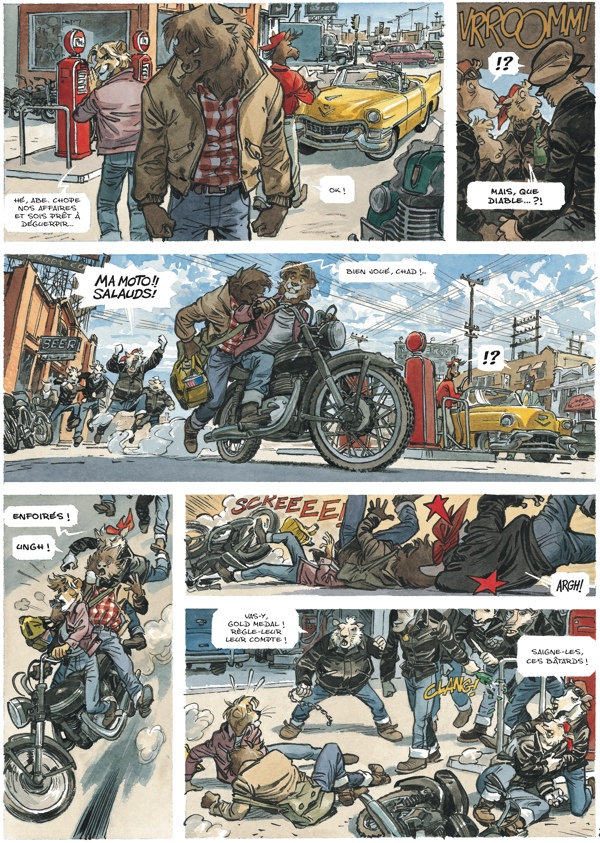 Blacksad 5 B