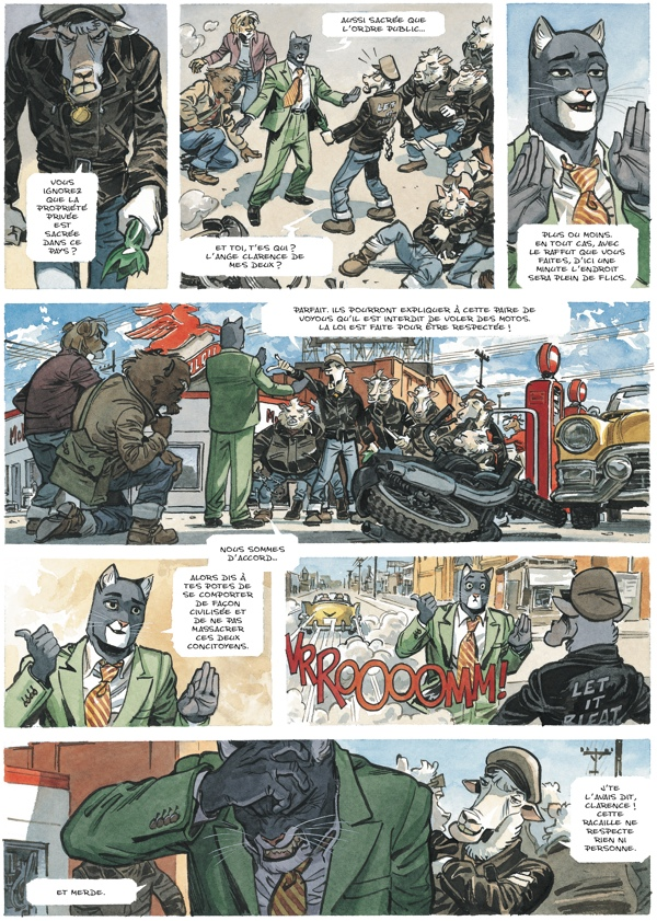 Blacksad 5 C