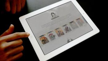 thorgal iPad